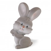 Игрушка из пластизоля Заяц Ерошка