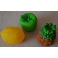 Набор Овощи и фрукты  GT5596 (яблоко, лимон, ананас)