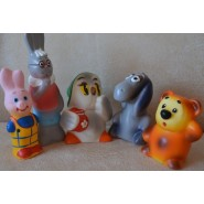 Набор игрушек Винни Пух и все-все-все