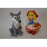 Набор игрушек Красная шапочка и волк