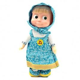 М'яка іграшка Марійка в блакитному сарафані, Мульті-Пульті озвучена