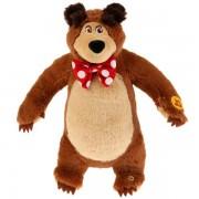 Мягкая игрушка Мишка. Маша и медведь, Мульти-Пульти озвучен