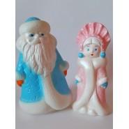 Набор Дед Мороз и Снегурочка