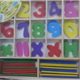Игровой набор Учим цифры и счет