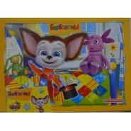 Мозаїка-пазл Малюк і іграшки, Барбоскіни