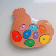 Игра с магнитом Курочка-несушка