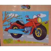 Пазл Мотоцикл
