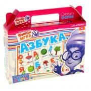 Настольная фикси игра Азбука