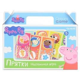 Настольная игра Прятки Peppa Pig