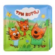 Три коти. Книжка-розкладка для ванни