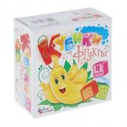 Кубики для малюків Фрукти, 4 шт