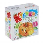 Кубики для малюків Овочі, 4 шт