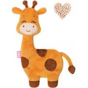 Іграшка 3 в 1 с вишневими кісточками Dream Жираф. Лікар М'якиш