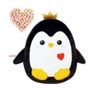 Пінгвиненя - плюшева іграшка з вишневими кісточками. Лікар М'якиш