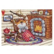 Набор для вышивания Уютный вечер