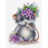 Набор для вышивания Мышка